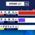 【悲報】へずまりゅう、たった60%差で落選するwwww
