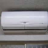 『エアコン取付工事完了』の画像
