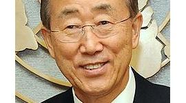 韓国人ばかり採用して国連を私物化してきた潘基文世界大統領の人気が急落