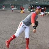 『【野球】桑田真澄氏の長男・真樹23歳 信濃入団 偉大な父から学んだ「あきらめない姿勢」』の画像