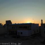 『ウズベキスタン旅行記4 朝食食べてヒヴァの街を軽くお散歩』の画像