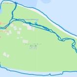 『オーストラリアケアンズグリーン島でほぼウォークランニング』の画像