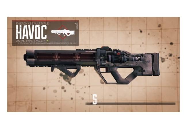 【APEX LEGENDS】新武器『ハボックライフル』は強い?評価