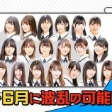 『【日向坂46】坂道総選挙!?5月、6月に起こる可能性がある波乱を予想しよう!』の画像