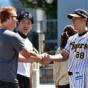 元阪神マートン氏(37)「阪神のコーチとして戻ってくることはある」