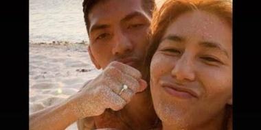 【芸能】山本美憂が4度目の結婚 お相手は14歳年下の米国人総合格闘家www
