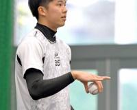 【阪神】才木、魔球練習や 昨秋から挑戦「抜き真っすぐ」梅ちゃんも手応え
