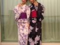 【画像】佐々木希と大政絢の浴衣姿wwwwwwwwww