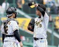 阪神・高橋、3勝目お預け「毎回のように走者を背負ってしまい…」6回3失点