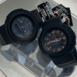 『G-SHOCK 復刻モデル【AWG-M520G-1A9JF】【AWG-M520BB-1AJF】』の画像