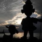 『宍道湖落日 Ⅱ』の画像
