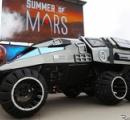 NASA、火星探査車を公開!かっけぇええええええ