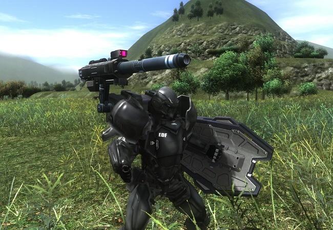 【地球防衛軍5】フェンサーのオススメ装備は?
