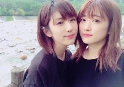【乃木坂46】2ショット! 樋口日奈姉妹って大人っぽいよな。。。