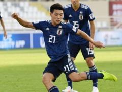日本代表・堂安律、小野伸二の記録を塗り替える!