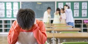 高校見学に行った際、いじめられるのはあなたにも原因があると言ってくる教師が複数いたことに衝撃だった