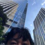 『前から来たかった平将門の首塚なう こんなビル街のど真ん中 #ネトウヨ安寧』の画像