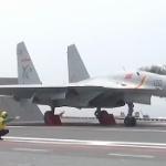 【動画】中国、ご自慢の最新鋭・初の国産空母「山東」、海上訓練の最新映像を公開!