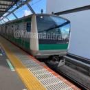 JR東日本埼京線 E233系7000番台122編成