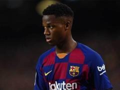西アフリカ出身でバルサの神童・16歳ファティがスペイン代表に!?
