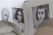 【書籍破損】杉原千畝を名乗る人物がアンネの日記など関連本137冊を寄贈
