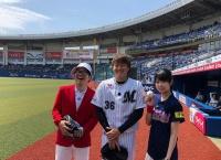 「チーム8のKANTO白書」初のロケを敢行!吉川七瀬が始球式に挑戦!