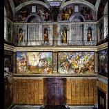 『行った気になる世界遺産 バチカン市国 システィーナ礼拝堂 入口』の画像