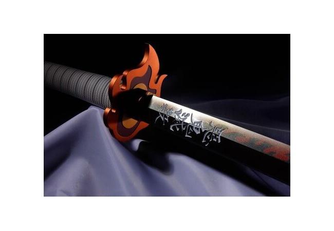 【画像】煉獄さんの日輪刀、予約開始した結果wwwwwwww