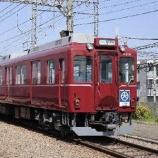 『【近鉄】田原本線100周年を記念し復刻塗装列車を運行』の画像