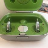 『補聴器の種類紹介 充電式』の画像