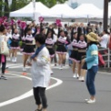 2016年横浜開港記念みなと祭国際仮装行列第64回ザよこはまパレード その59(横浜市立みなと総合高等学校吹奏楽部・チアダンス部)