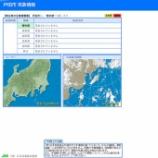 『豪雨の時に参照したい戸田市防災関連サイト』の画像