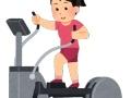 【朗報】爆乳お姉さん、ジムでえちえちトレーニングしてるところを激写される
