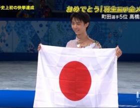 金メダルを獲得した羽生くんの報奨金wwwwwwww