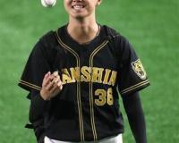 【阪神】浜地、4日の伝統の一戦でプロ初登板初先発へ「自分の球を投げられるように」