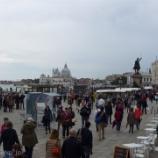 『イタリア ヴェネツィア旅行記13 名物イカ墨パスタって英語で何て言うの?』の画像