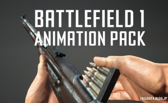 Battlefield 1 Animation Pack