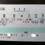 『特急化後の実態は? 特急「はちおうじ1号」に乗車してきました!』の画像