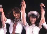 【AKB48】前田美月、土保瑞希卒業公演に14期生・15期生集合!「夕陽を見ているか?」「散ればいいのに…」を披露