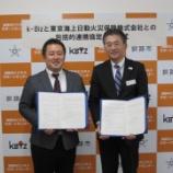 『釧路市ビジネスサポートセンターと東京海上日動火災保険株式会社との包括的連携協定署名式を行いました!』の画像