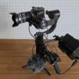 『Blackmagic Micro Cinema Camera を乗せたBGに於けるモニターの問題』の画像