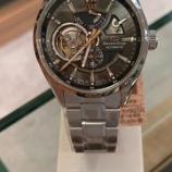 『自動巻きのお時計をお探しならオリエントスター!!』の画像