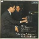 GB DECCA SXL6130 マルコム・フレージャー ウラディーミル・アシュケナージ モーツァルト&シューマン 2台ピアノのためのソナタ、アンダンテと変奏曲