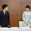 小室眞子さん、圭さんが会見 「結婚は心を守りながら生きるため」