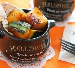 おやつにもハロウィンにも!「大学かぼちゃ」kameyoレシピ