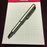 『祝! ゼブラ 畳めるボールペン「SL-F1 mini」が再販されました!!』の画像