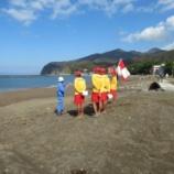 『津波避難時の誘導手段について』の画像