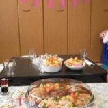 『PastaYaオードブルでバースデーパーティー』の画像