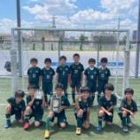 『【Jr2,3】ENJOY FOOTBALL U8/U9』の画像