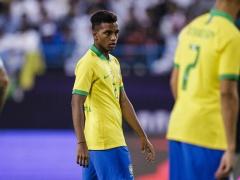 レアル久保建英のライバル・・・ロドリゴ・ゴエス18歳、ついにブラジル代表デビュー!
